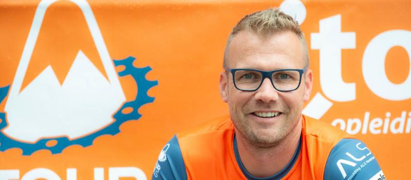 Interview met onze ambassadeur Joost Kooistra over zijn bijdrage aan de strijd tegen ALS