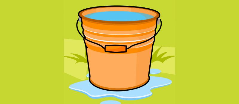 eyes bucket challenge