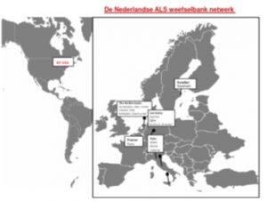netwerk van nederlandse weefselbank wereldwijd