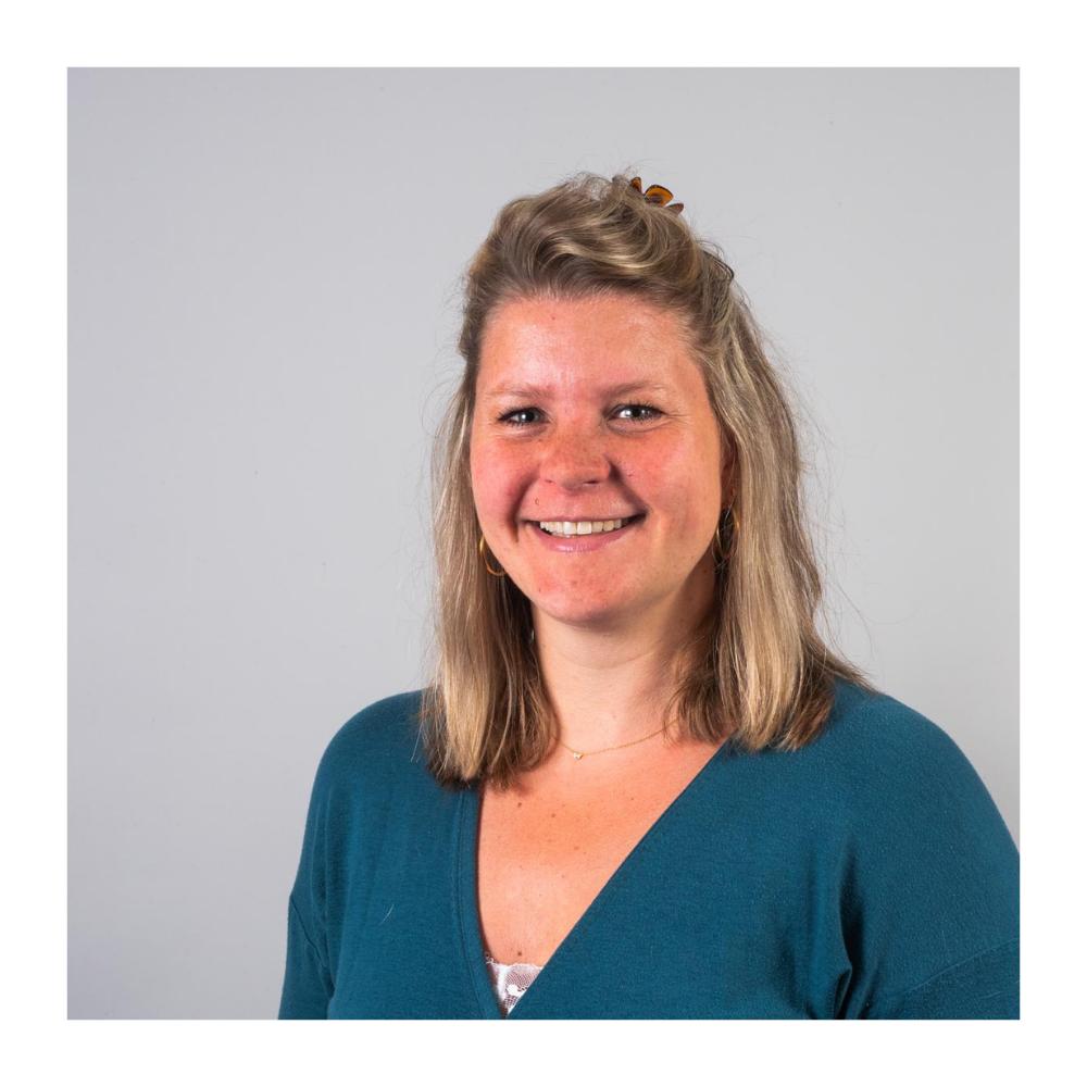 Kiki Riemens-Kruize - Medewerker Marketing en Corporate Communicatie
