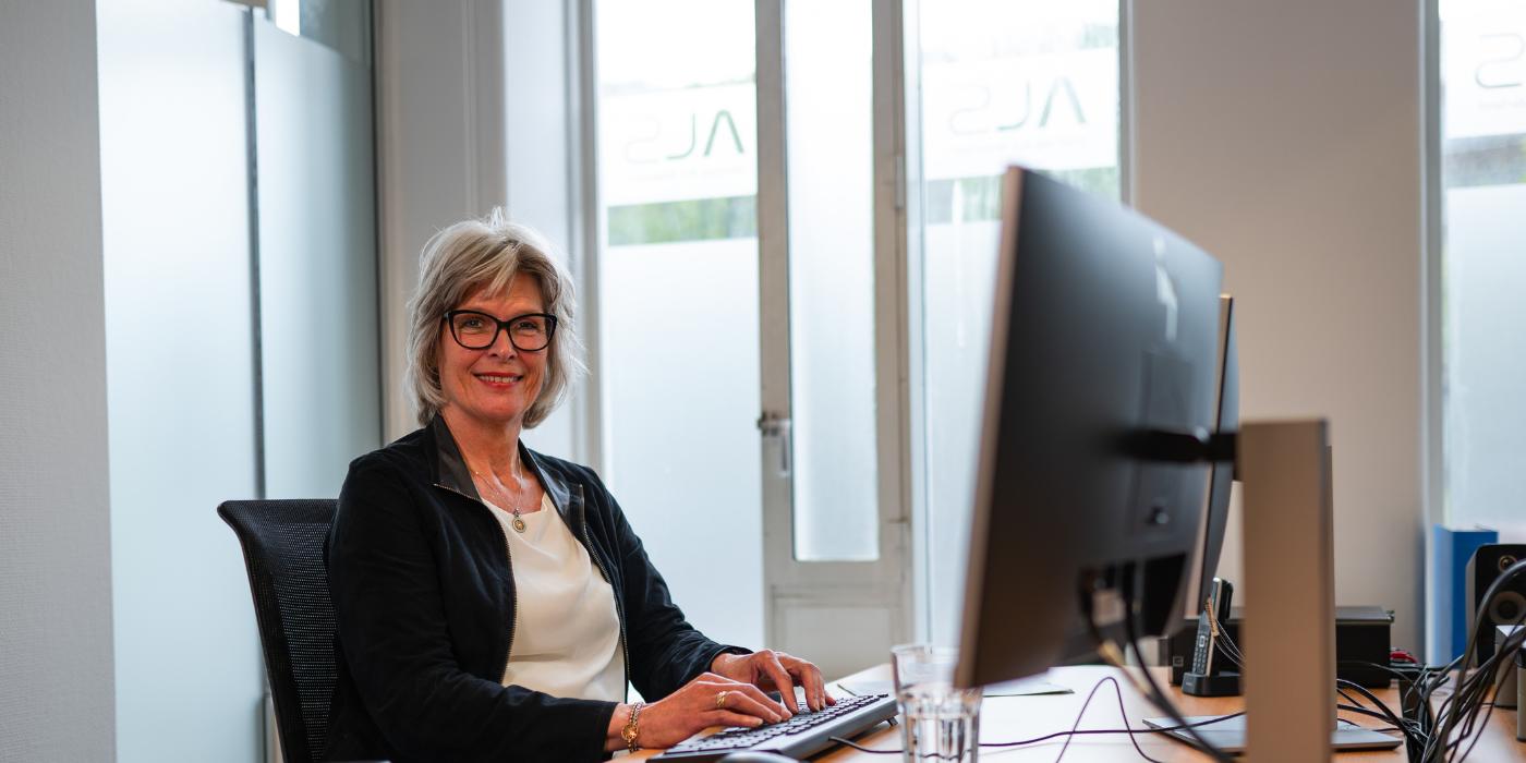 Anja Bramsen - Relatiebeheerder Schenken en Nalaten Stichting ALS Nederland