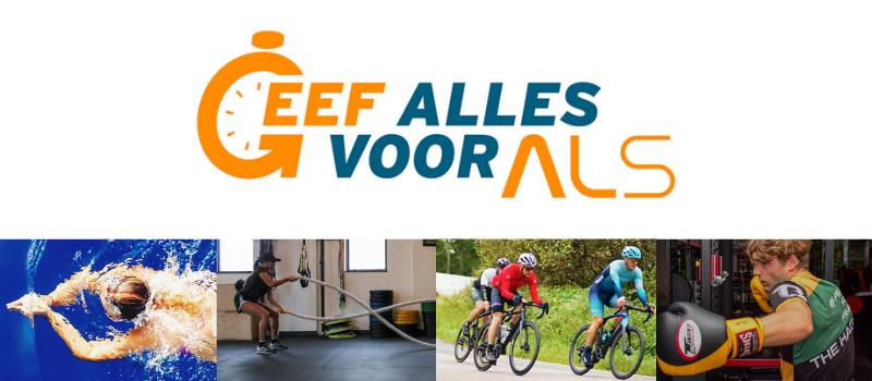 Nieuw evenement: Geef alles voor ALS