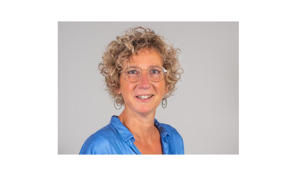 Medewerker patientencontact Hetty Omvlee