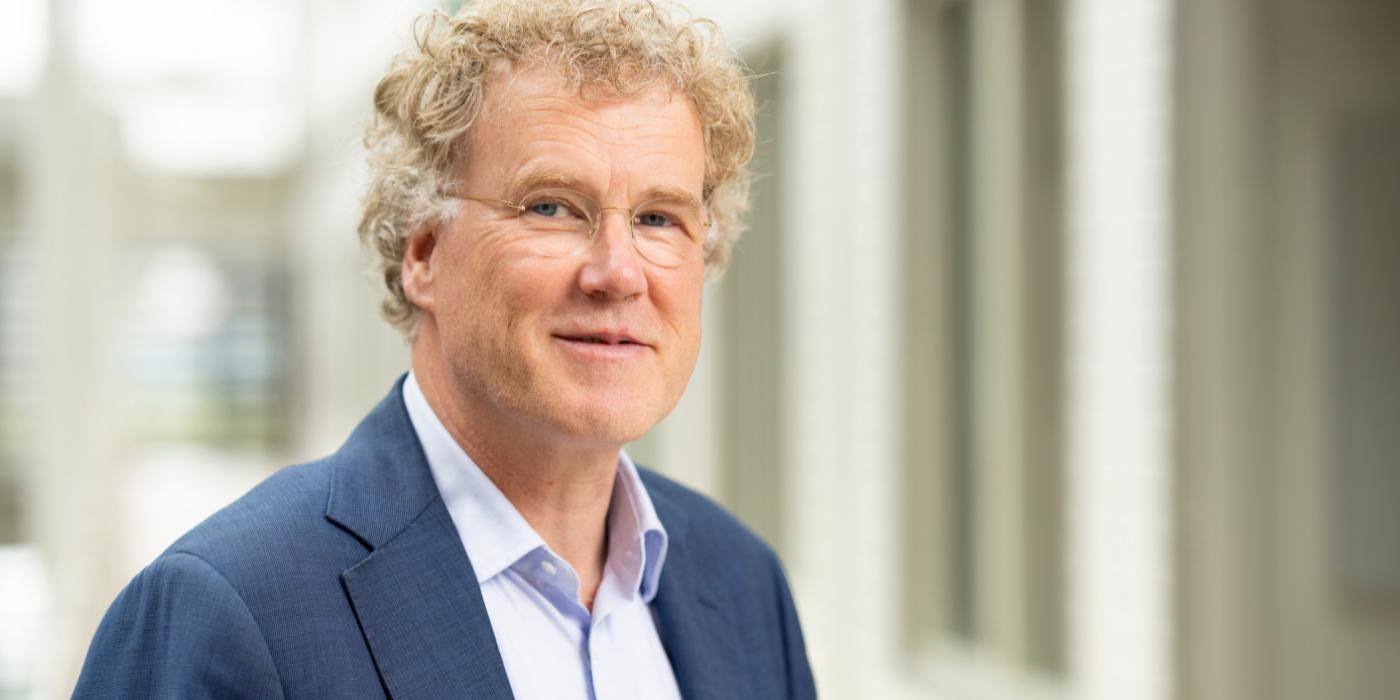 Leonard van den Berg - coordinator ALS Centrum Nederland