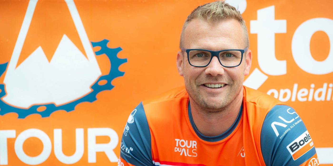 Joost Kooistra ambassadeur Stichting ALS Nederland interview