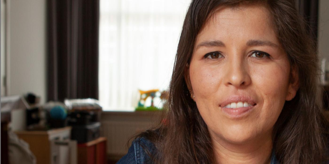 Interview ALS-patiënt Lilian Herijgers