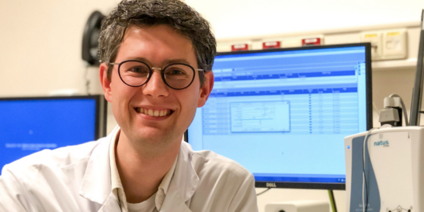Onderzoeker levensverwachting Henk-Jan Westeneng