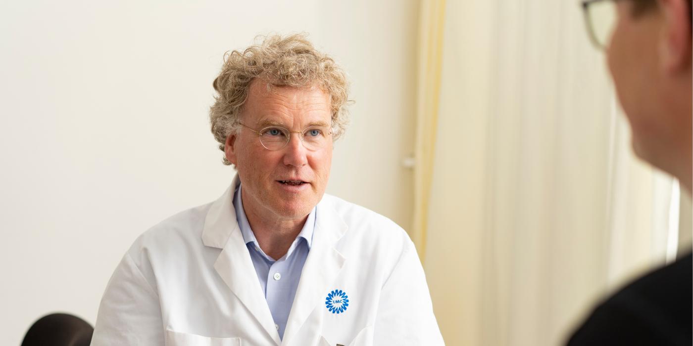 Hoofdonderzoeker ALS Centrum Leonard van den Berg