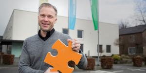 Bert Boer, vice president bij VMI Group over hun bijdrage aan de strijd tegen ALS