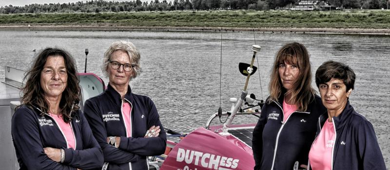 Actievoerders Dutchess of the Sea