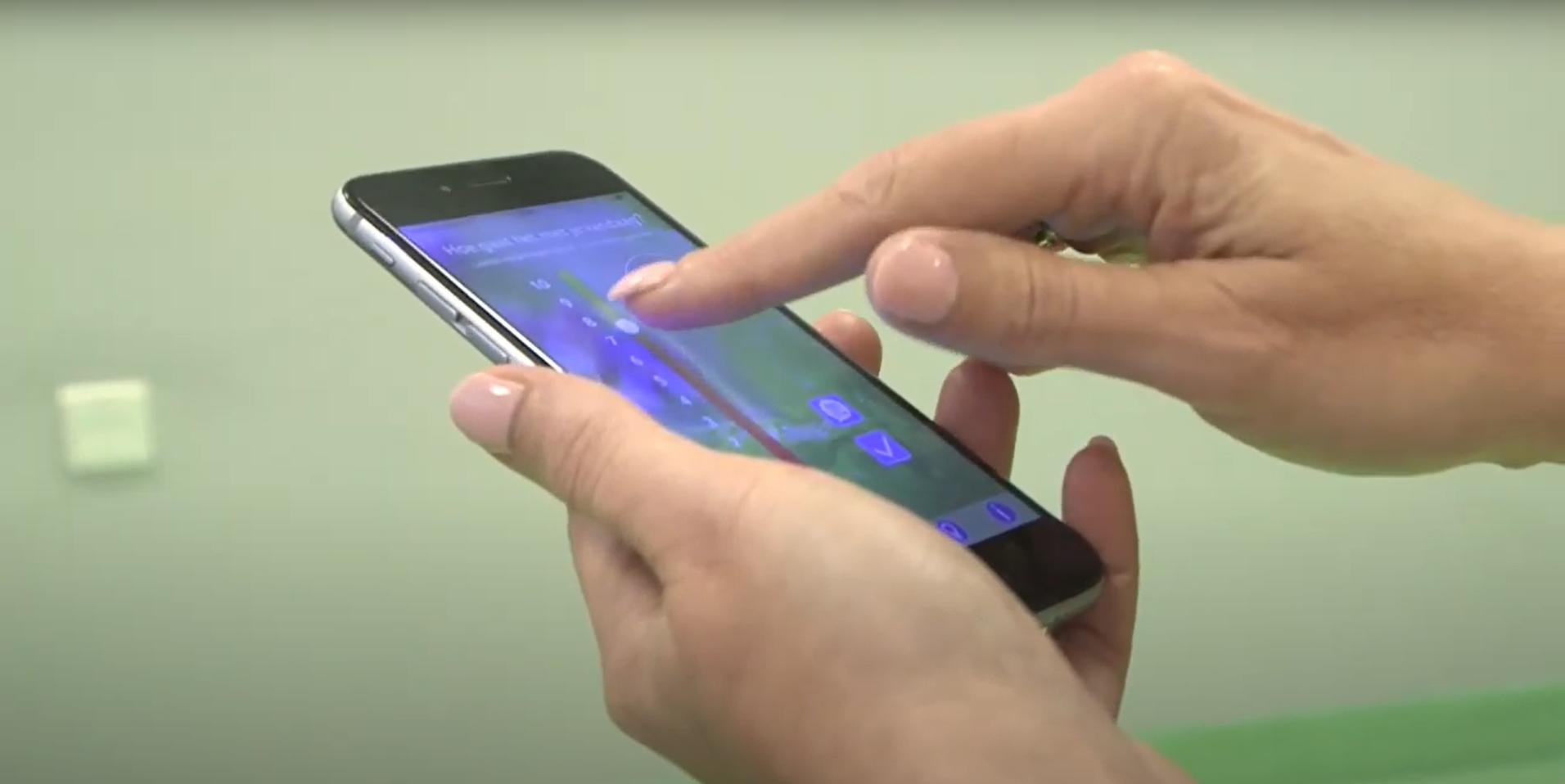 beeld app voor mantelzorgers