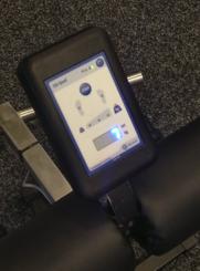 display krachtmeter